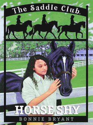 cover image of Horse Shy