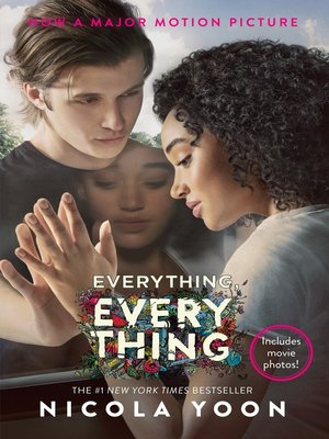 cover image of Everything, Everything Movie Tie-in Edition
