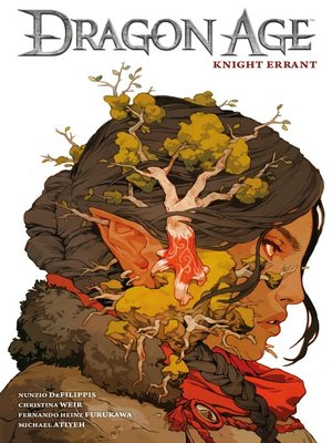 cover image of Dragon Age: Knight Errant