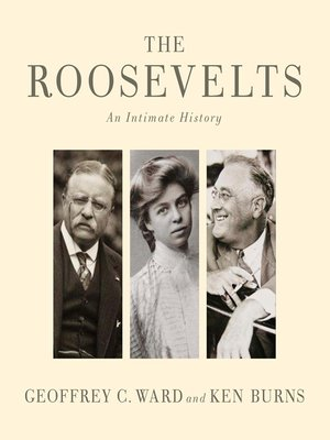 cover image of The Roosevelts