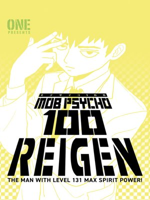 cover image of Mob Psycho 100