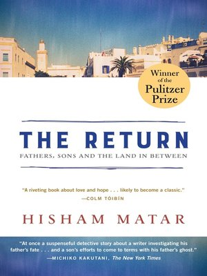 cover image of The Return (Pulitzer Prize Winner)