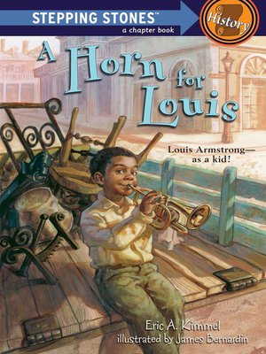 cover image of A Horn for Louis