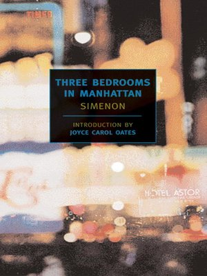 cover image of Three Bedrooms in Manhattan