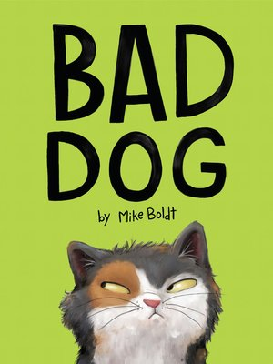cover image of Bad Dog