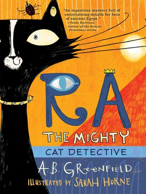 cover image of Cat Detective