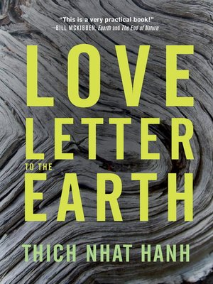 cover image of Love Letter to the Earth