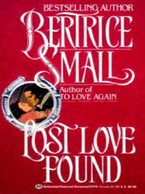 cover image of Lost Love Found