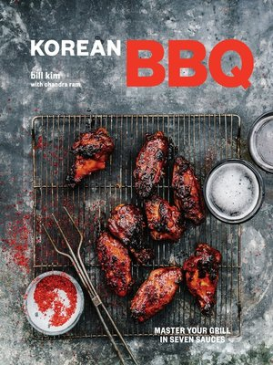 cover image of Korean BBQ