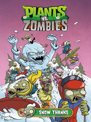 cover image of Plants vs. Zombies (2013), Volume 13