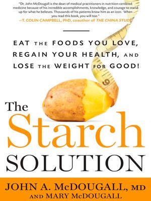 cover image of The Starch Solution