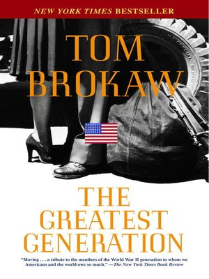 cover image of The Greatest Generation