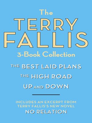 cover image of The Terry Fallis 3-Book Collection