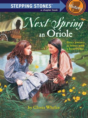 cover image of Next Spring an Oriole