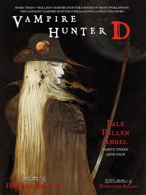cover image of Pale Fallen Angel, Parts 3 & 4