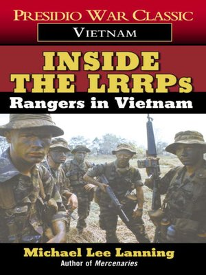 cover image of Inside the LRRPs