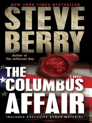 cover image of The Columbus Affair