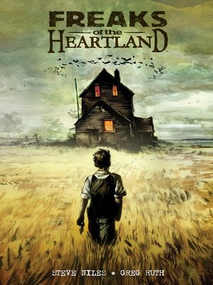 cover image of Freaks of the Heartland