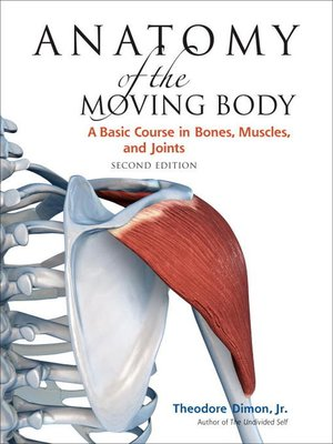cover image of Anatomy of the Moving Body