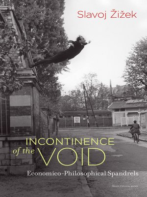 cover image of Incontinence of the Void