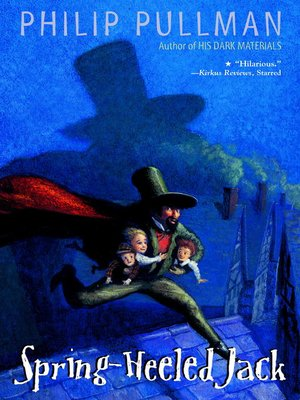 cover image of Spring-Heeled Jack