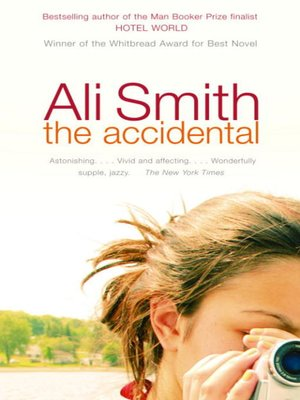 cover image of The Accidental