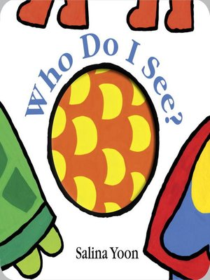 cover image of Who Do I See?