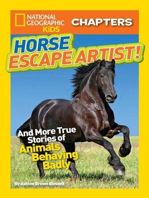 cover image of Horse Escape Artist