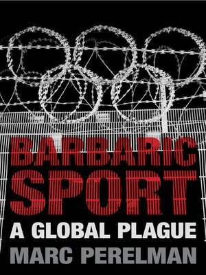 cover image of Barbaric Sport