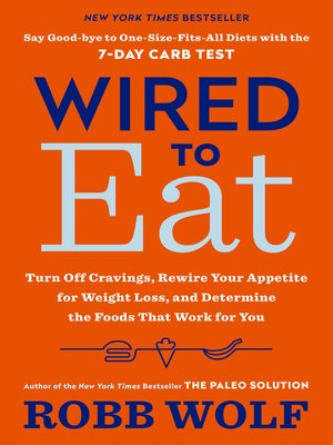 cover image of Wired to Eat