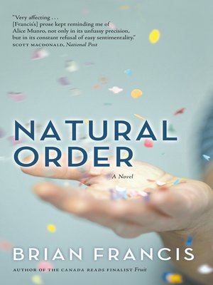 cover image of Natural Order