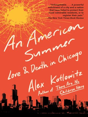 cover image of An American Summer