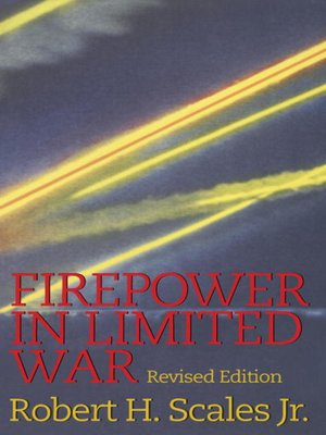 cover image of Firepower in Limited War