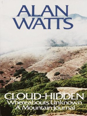 cover image of Cloud-hidden, Whereabouts Unknown