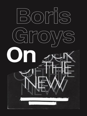 cover image of On the New