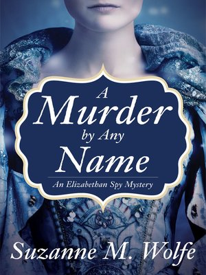 cover image of A Murder by Any Name