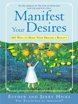 cover image of Manifest Your Desires