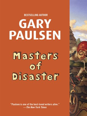 cover image of Masters of Disaster