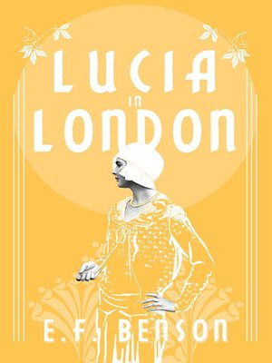 cover image of Lucia in London