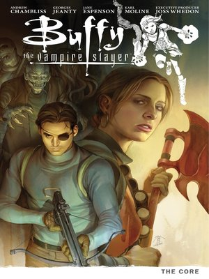 cover image of Buffy the Vampire Slayer, Season 9, Volume 5
