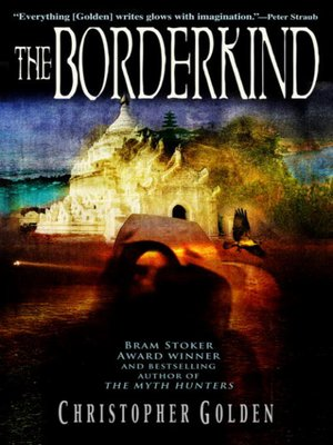 cover image of The Borderkind