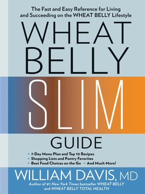 cover image of Wheat Belly Slim Guide