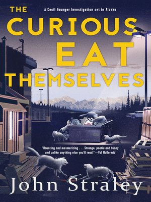 cover image of The Curious Eat Themselves