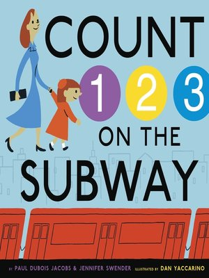cover image of Count on the Subway