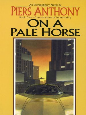cover image of On a Pale Horse