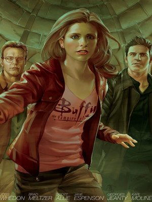 cover image of Buffy the Vampire Slayer: Season 8 Library Edition, Volume 4