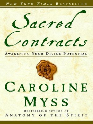 cover image of Sacred Contracts