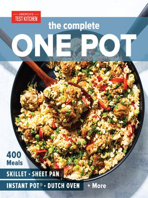 cover image of The Complete One Pot