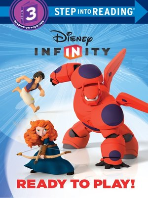 cover image of Ready to Play! (Disney Infinity)