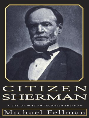 cover image of Citizen Sherman